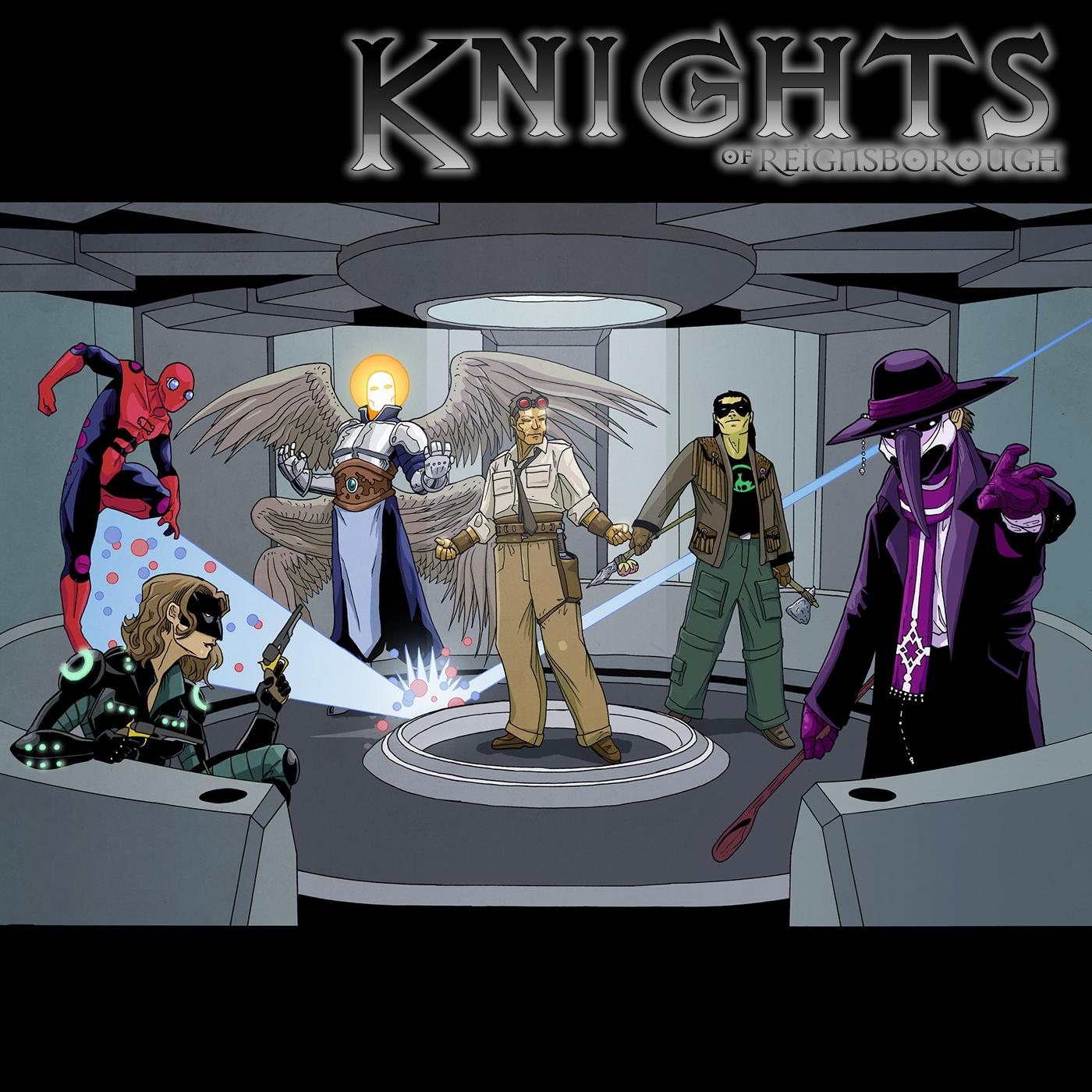 Episodes – Knights of Reignsborough
